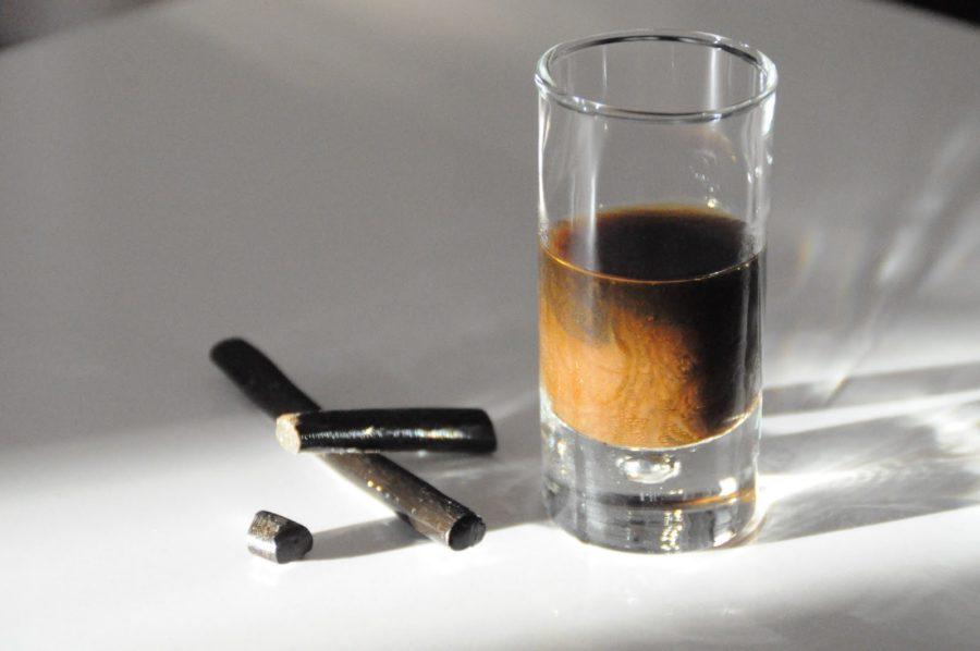 Il liquore di Liquirizia di Cesare Cremonini